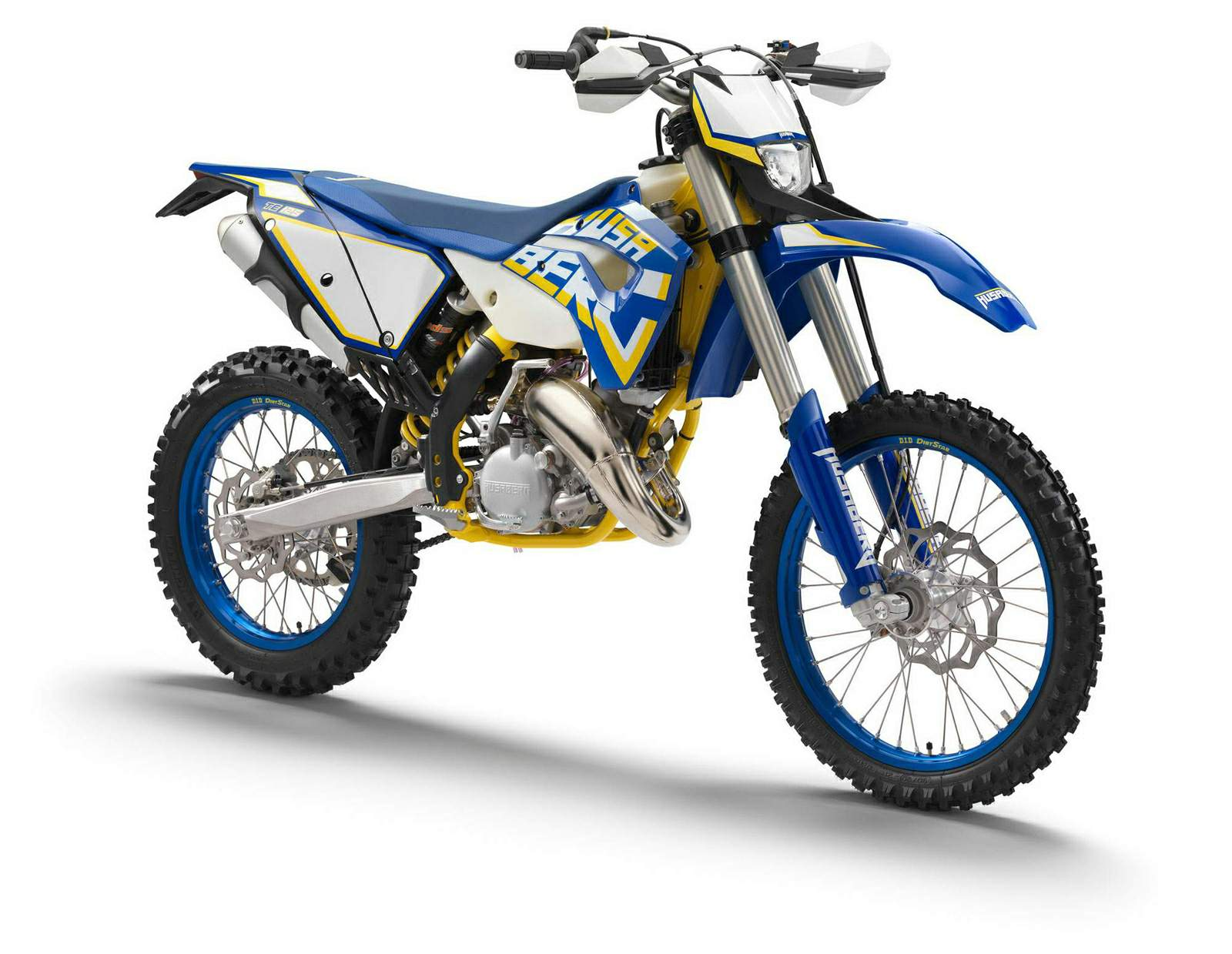 Husaberg TE 125 technical specifications
